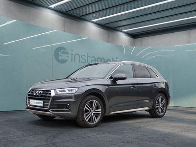 gebraucht Audi Q5 Q52.0 TDI qu S line MATRIX PANO ACC+ Luft Sport