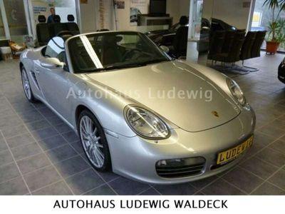 gebraucht Porsche Boxster S NAVI KLIMAAUTOMATIK 19