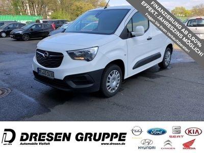 gebraucht Opel Combo Cargo Edition 1.5 D Radio/Tempomat/PDC hinten/Klim