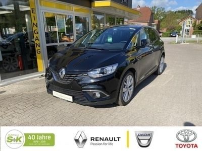 gebraucht Renault Scénic Limited Deluxe TCe 140 EDC GPF +NAVI+PDC+