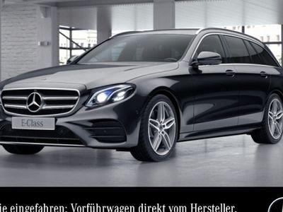 gebraucht Mercedes E300 d AMG 360° Multibeam COMAND SHD AHK PTS