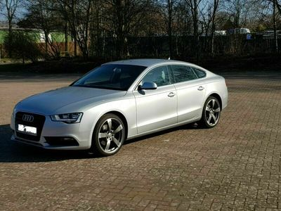gebraucht Audi A5 2.0 TDI... TÜV 03.2023...Scheckheftgepflegt