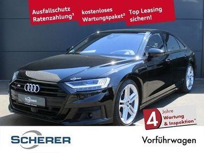 gebraucht Audi S8 Panorama Glasdach, HD Matrix LED-Scheinwerfer, B&O