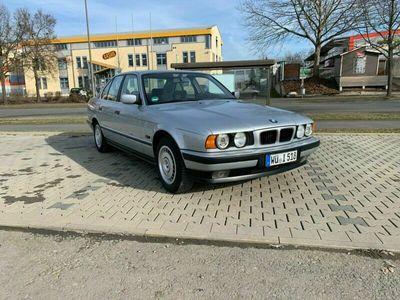 gebraucht BMW 518 i als Limousine in Würzburg