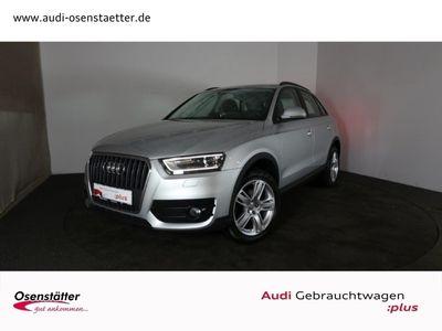 gebraucht Audi Q3 2,0 TFSI quattro Xenon+ Navi+ Klima