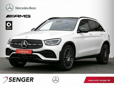 gebraucht Mercedes 200 GLC4M *AMG*Panorama*Widescreen*Night*360°*
