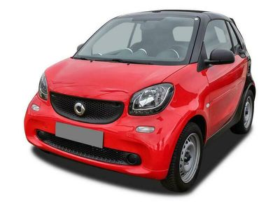 gebraucht Smart ForTwo Cabrio ForTwo 66 kW turbo twinamic TEMPOM.