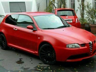gebraucht Alfa Romeo GTA 147 3.2 V6 24V/ Alfa Rot / 1te Hand
