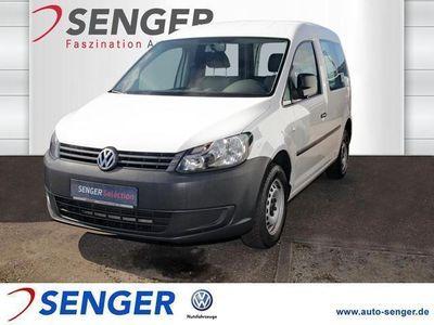 gebraucht VW Caddy Kasten 2.0 EcoFuel CNG Klimaanlage AHK