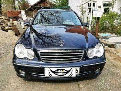 gebraucht Mercedes C280 Mercedes w203