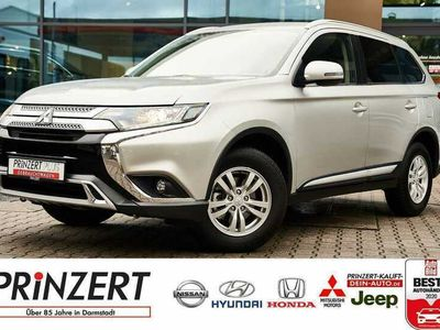 gebraucht Mitsubishi Outlander 2.0 MT 2WD 'Active' Euro 6Dtemp