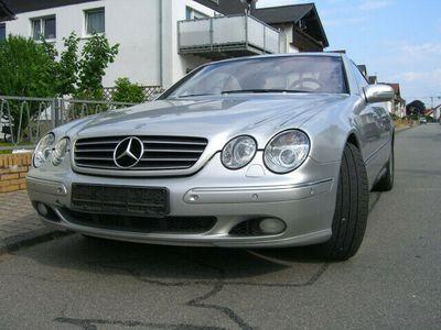 gebraucht Mercedes CL600 V12 mit TÜV/AU