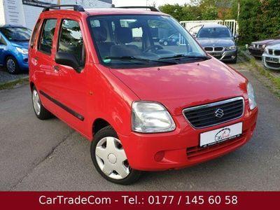 używany Suzuki Wagon R+ 1,3 GL, TÜV & Service NEU, Klimaanlage