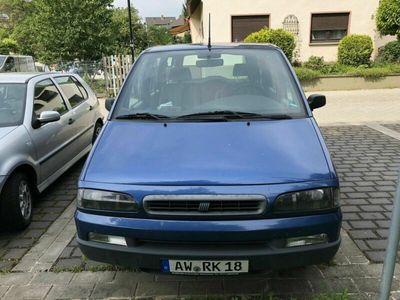 gebraucht Fiat Ulysse BJ 2001