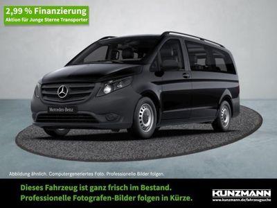 gebraucht Mercedes Vito 116 CDI VTP/L TourerPro Navi AHK ParkA