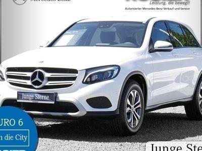 gebraucht Mercedes GLC250 4M Exclusiv int. Standhz. Comand LED SHZ
