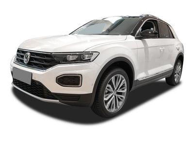 gebraucht VW T-Roc IQ.DRIVE 1.5 TSI NAVI LED W-LAN ACC EU6