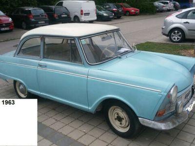gebraucht DKW Junior 1960F12 Junior Deluxe