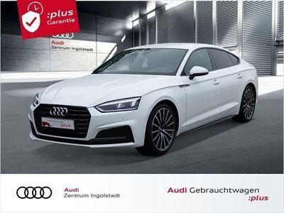 gebraucht Audi A5 Sportback 40 TDI qu 3x S line LED 19 Sport
