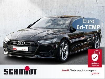 gebraucht Audi A7 Sportback 50 TDI quattro LM 20, AHK, Pano, Leder, Luftfed., ACC, BuO, HD Matrix LED