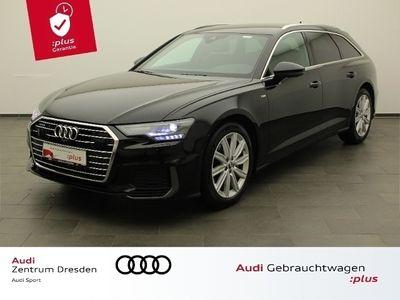 gebraucht Audi A6 Avant sport 45 TDI quattro S line/ACC/B&O