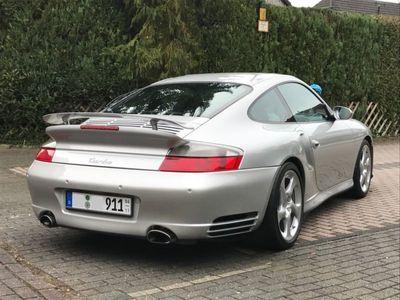 gebraucht Porsche 911 (996) Turbo Volles Scheckheft gepflegt