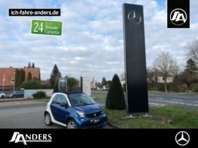 gebraucht Smart ForTwo Electric Drive Cool&Audio+Tempomat+Klima