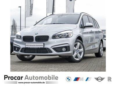 gebraucht BMW 218 Gran Tourer 2er d Advantage