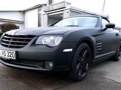 gebraucht Chrysler Crossfire Roadster-TÜV 07/22-6000€investiert