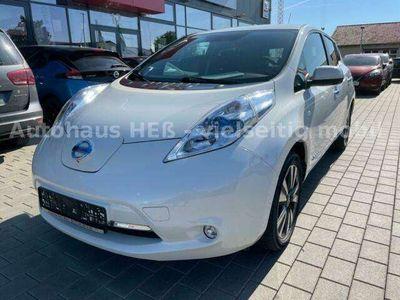 gebraucht Nissan Leaf Tekna 30KW Navi LED Kamera inkl. Batterie