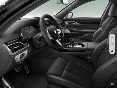gebraucht BMW M760 xDrive M-Sport Executive Lounge Laser HUD
