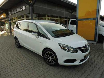 gebraucht Opel Zafira 'Edition' 2.0CDTI Automatik AZV AGR Sitz Navi
