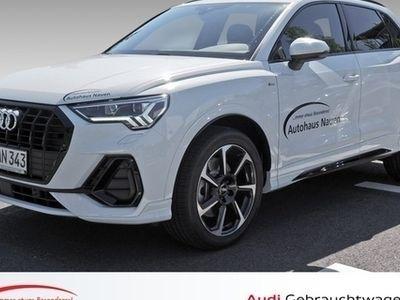 gebraucht Audi Q3 S line 40 TFSI quattro S tronic ( Navigation/LED)