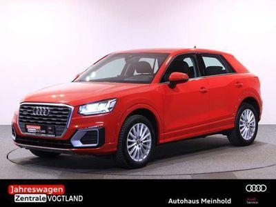 gebraucht Audi Q2 2.0 TFSI quattro S-tronic design,HuD,ACC,DAB,