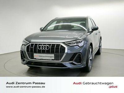gebraucht Audi Q3 45 TFSI quattro S tro./S line/MATRIX-LED/NAVI
