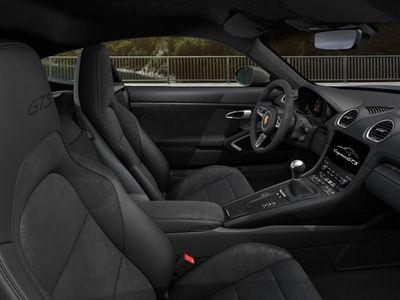 gebraucht Porsche Cayman (718) GTS 4.0 | Rückfahrkamera | PASM |