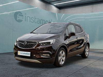 gebraucht Opel Mokka X Mokka1.4 Turbo Innovation LED NAVI Rückfahrkam.. PDCv+h