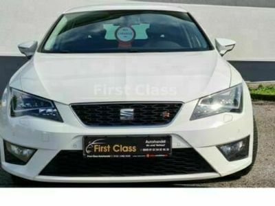 gebraucht Seat Leon FR 1.4 TSI Scheckheftgepflegt, Navi...