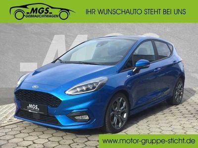 gebraucht Ford Fiesta 1.0 EcoBoost Hybrid ST-Line 5t Gebrauchtwagen, bei MGS Motor Gruppe Sticht GmbH & Co. KG