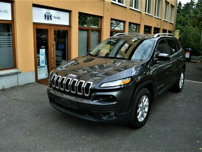gebraucht Jeep Cherokee 3.2 V6 200kW 4x4 Leder