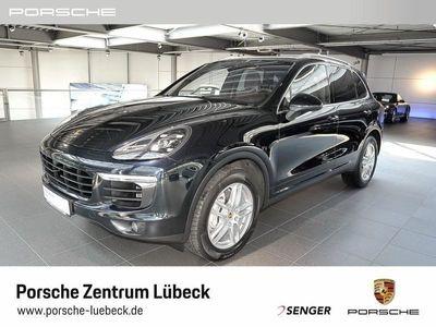 käytetty Porsche Cayenne S LED Standheizung Surround View Bose
