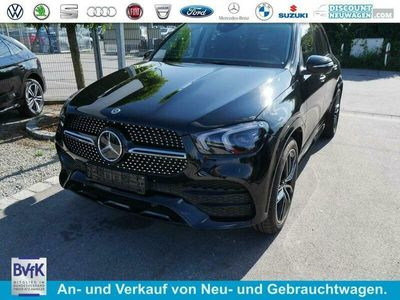 gebraucht Mercedes GLE400 GLE SUVd 9G-TRONIC 4MATIC AMG LINE * 22 ZOLL FAHRASSISTENZPAKET PARK-& OFFROAD-TECHNIKPAKET PANORAMA