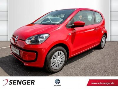 used VW up! up! move