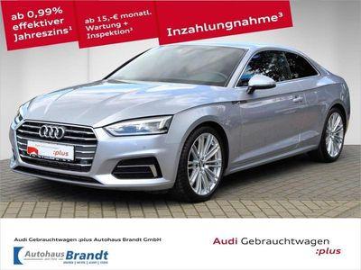 gebraucht Audi A5 Coupe 45 TFSI S-TRONIC*LED*NAVI+*ALCAN*HUD*KAMERA