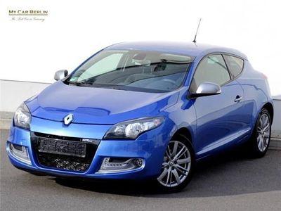 gebraucht Renault Mégane Coupé Coupe Energy TCe 115 Start 2.Hd*53TKM*Scheckheft*
