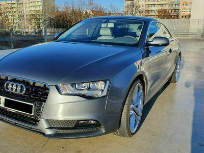 gebraucht Audi A5 2.0 TDI DPF Monsungrau - TÜV Neu als Sportwagen/Coupé in Berlin