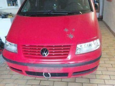 gebraucht VW Sharan 1,9TDI