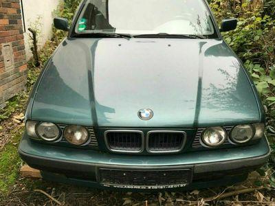 gebraucht BMW 518 518 E34 i touring + Schlachter E34 520i...