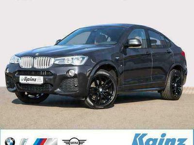 gebraucht BMW X4 xDrive35d M Paket Prof Adaptive Driving Komfortzugang