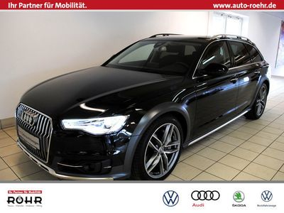 gebraucht Audi A6 Allroad (Garantie 04/2023,Xenon,Einparkhilfe,GRA,AHK) 3.0